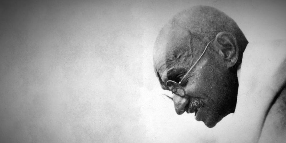 La no violencia | Mohandas Karamchand Gandhi