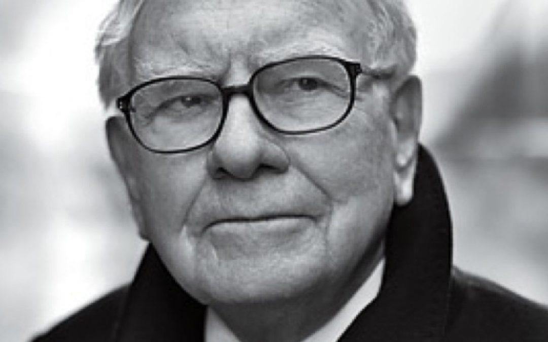 El oráculo de Omaha| Warren Buffet