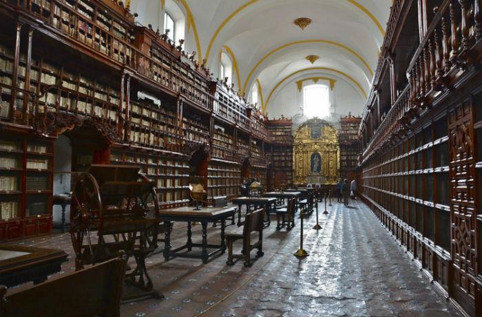 Biblioteca Palafoxiana Luis Lozano 2