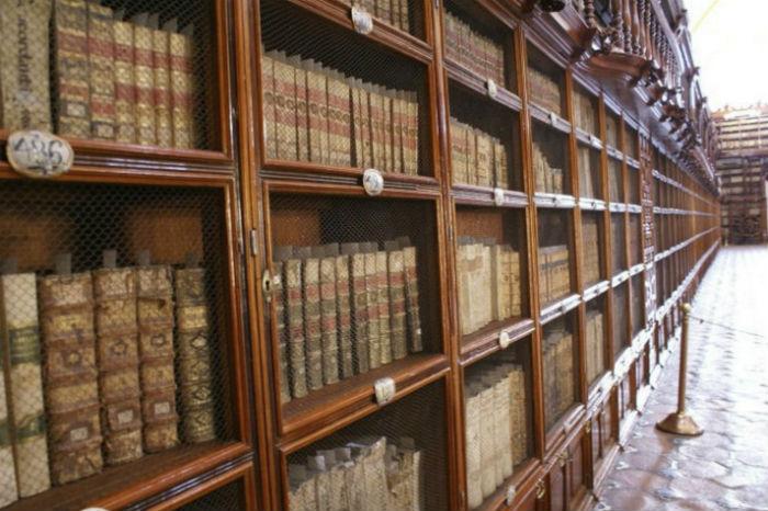 Biblioteca Palafoxiana Luis Lozano 3