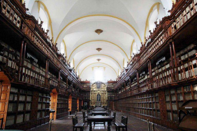 Biblioteca Palafoxiana Luis Lozano 6