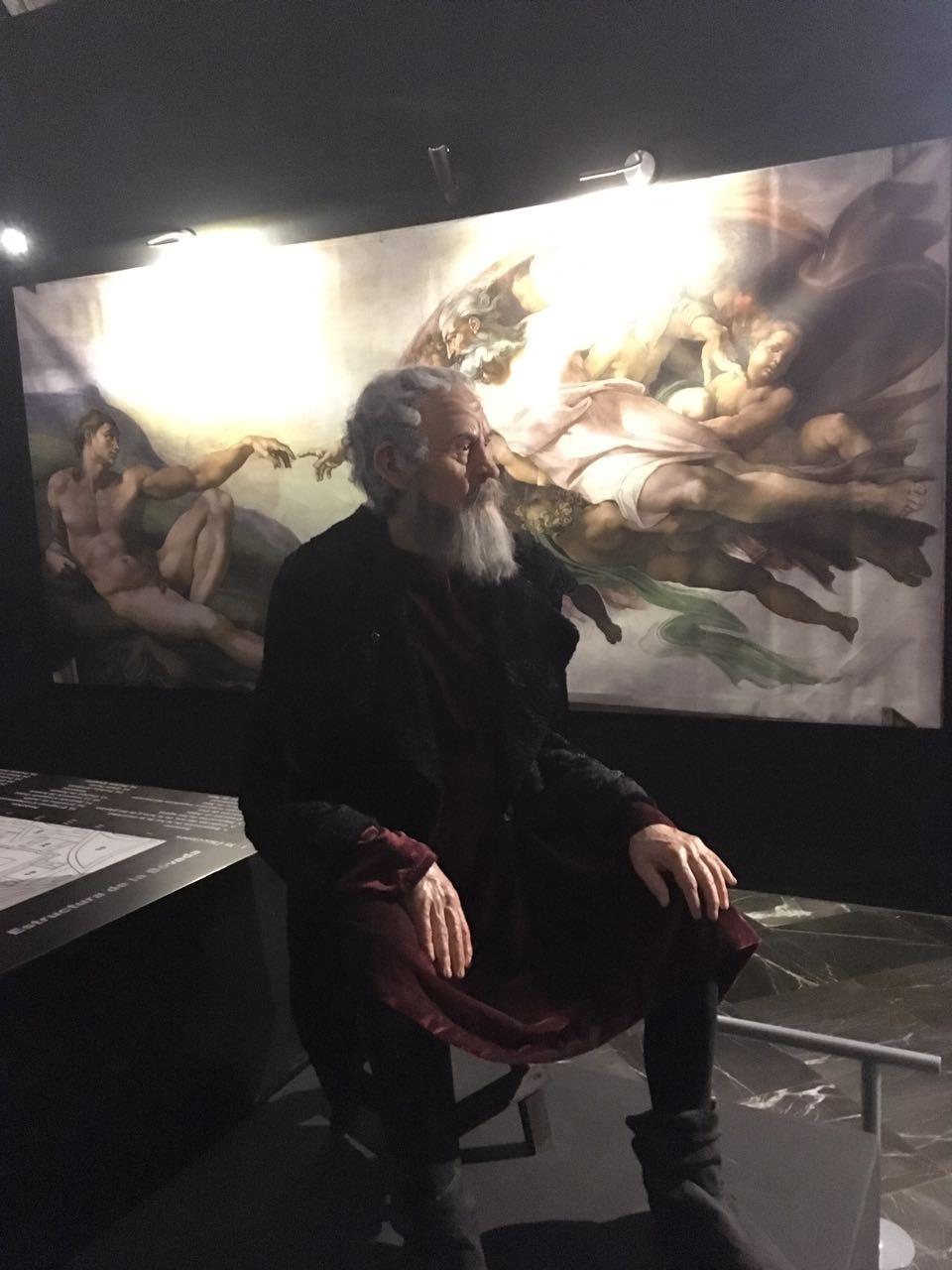 Miguel Angel el Divino en Puebla Luis Lozano 11