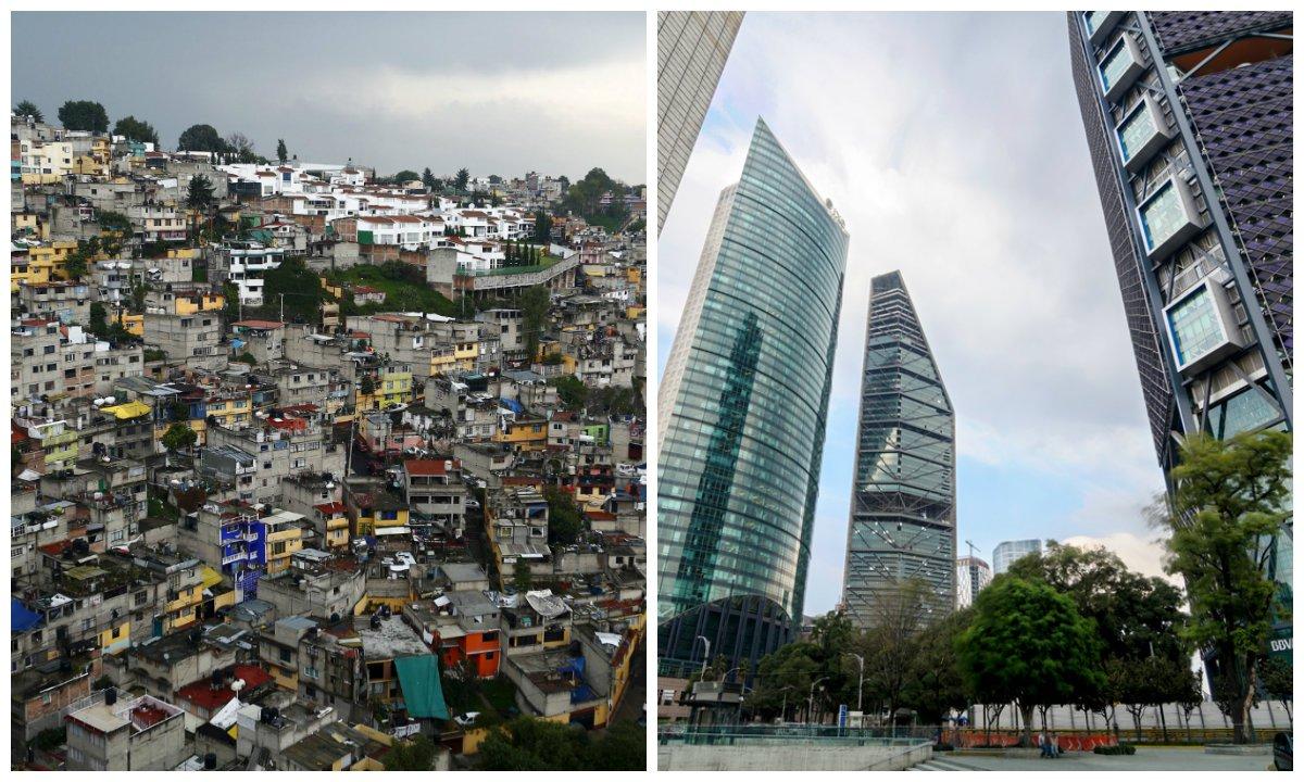 desigualdad mexico Luis Lozano 2