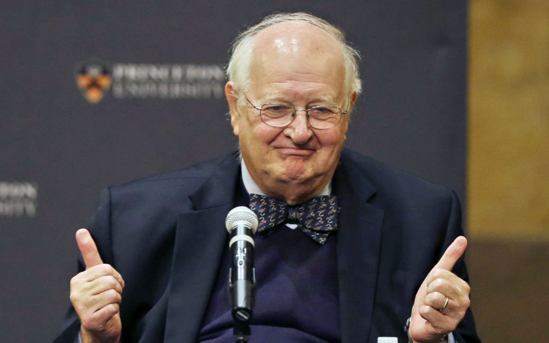 Angus Deaton, Nobel de Economía por su análisis de la pobreza y el bienestar