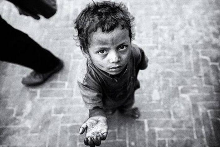 Los niños y la pobreza