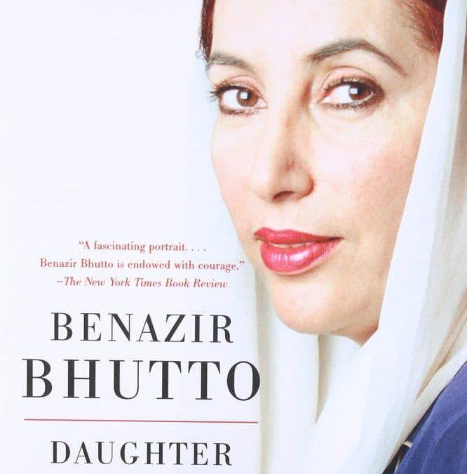 Benazir Bhutto su legado en tinta