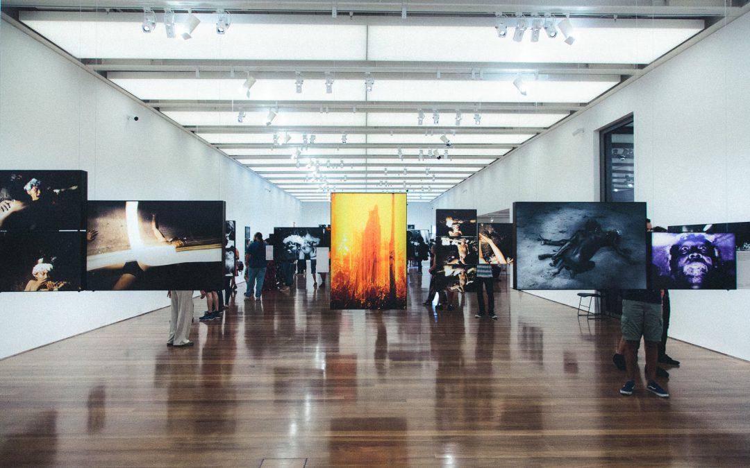 Las mejores galerías de arte en Puebla